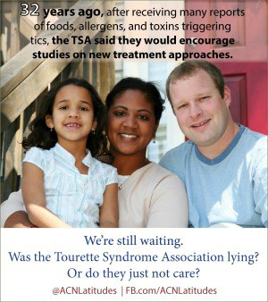 tsa investigate three A 300 Why the Tourette Syndrome Association Should Be Investigated: Part Three