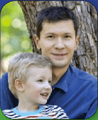 boy dad crop  Autoimmunity and Neurological Disorders