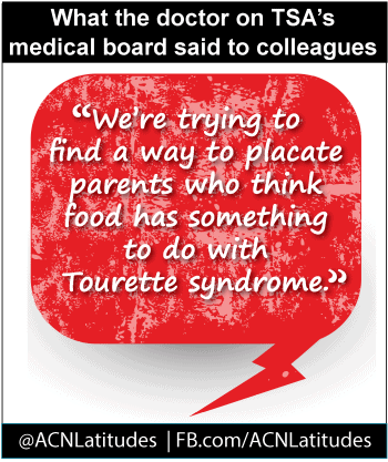 infographic tsa investigate seven 350 Why the Tourette Syndrome Association Should Be Investigated: Part Seven
